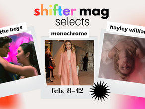Shifter Selects: Budding Romances + 'Flowers for Vases'