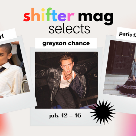 Shifter Selects: Not Everything That Glitters Is Gold