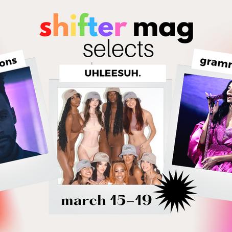 Shifter Selects: Glitz + Grammys