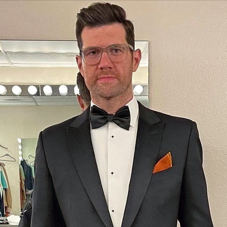 Billy Eichner To Be Honored With 2021 National Leadership Award at LGBTQ Task Force Gala