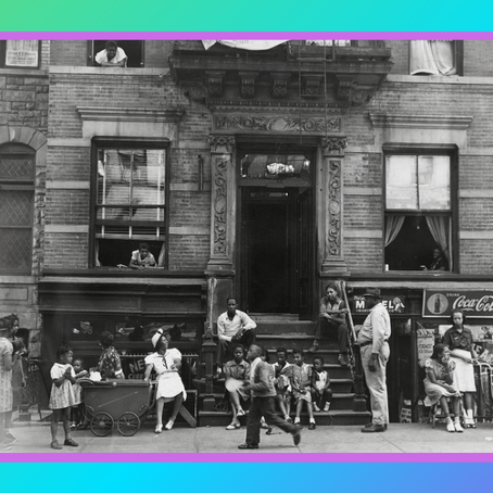 The Poetry + Power of the Harlem Renaissance
