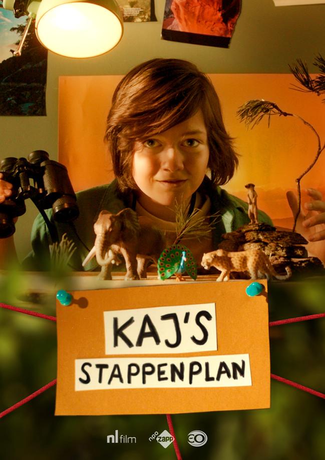 Kaj's Stappenplan posterbeeld