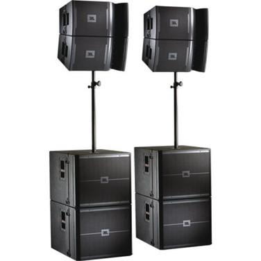 JBL VRX system
