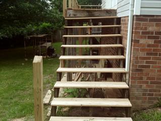 Disaster Deck Repair