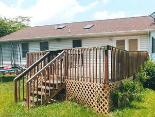 Deck repair/replacement