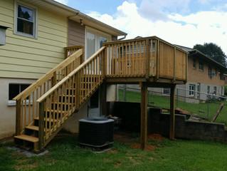 New Deck, No Problem!
