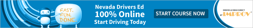 Nevada Drivers Ed Class Online