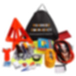 Roadside Emergecy Kit included with our 50 hour master driving course