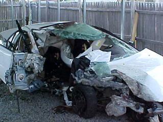 Teen Driver Killed