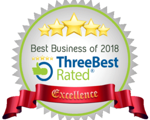 You are now listed by ThreeBestRated.com
