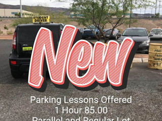 Nevada Drive Academy of Las Vegas Offers Parking Lessons