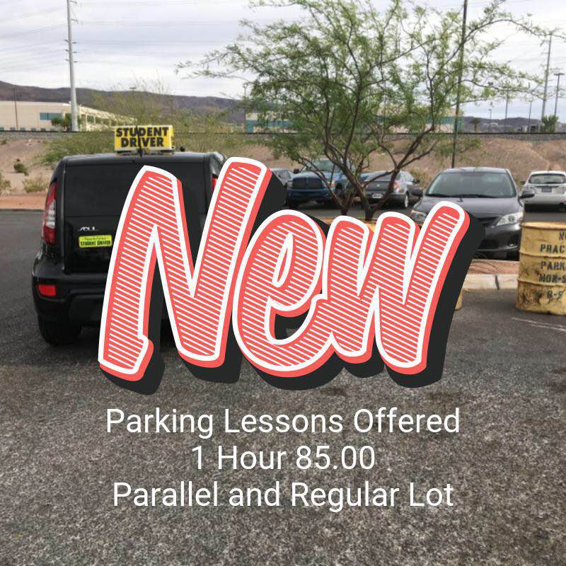 Driving lessons in las vegas