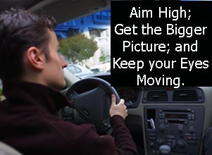 Teen Drivers Should Aim High