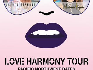 LOVE HARMONY TOUR JUNE DATES ANNOUNCED