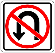Illegal U Turns in Nevada