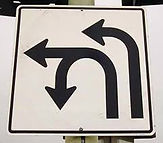 U Turns in Las Vegas