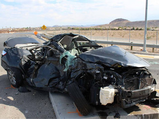 There have been 16 traffic-related deaths in Nevada in the past week DUI related