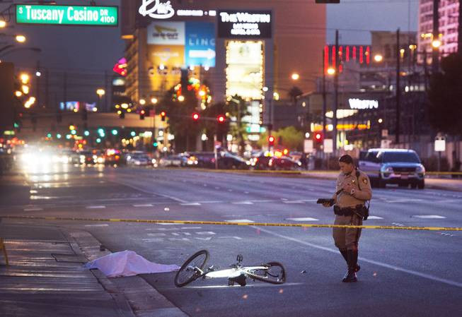 las vegas car crashes