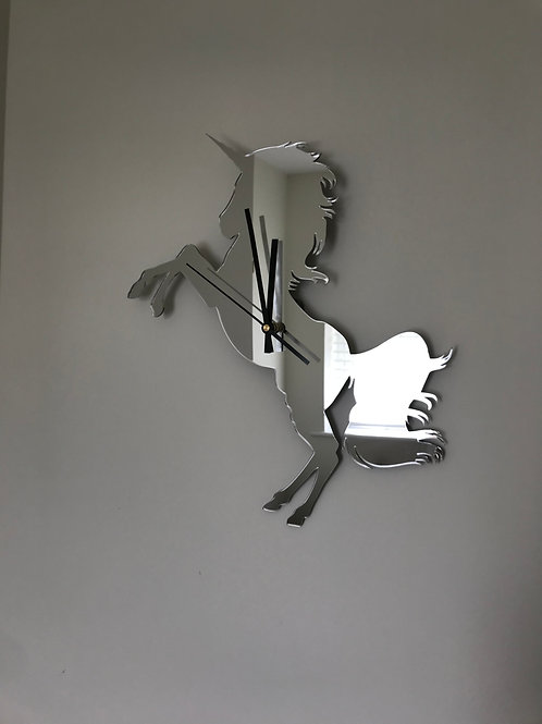 Personalised Mirrored Unicorn