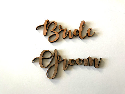 Wooden Personalised Place Names