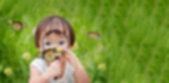 Little Girl_Mag Glass_shutterstock_30817