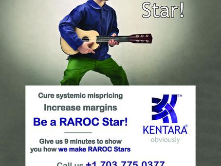Be a RAROC Star!