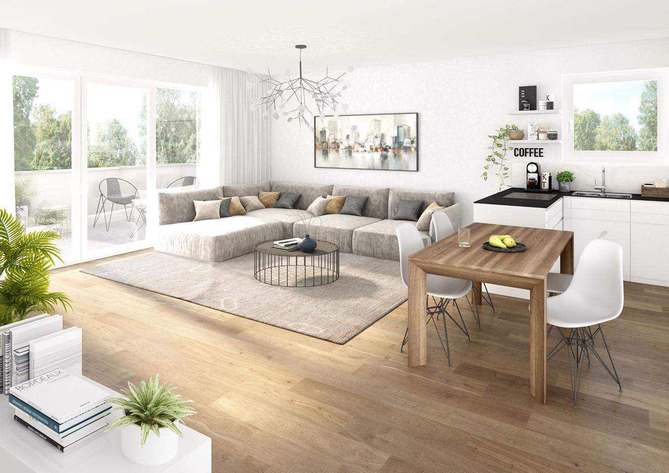 Impressionen Wohnung 1.0.04