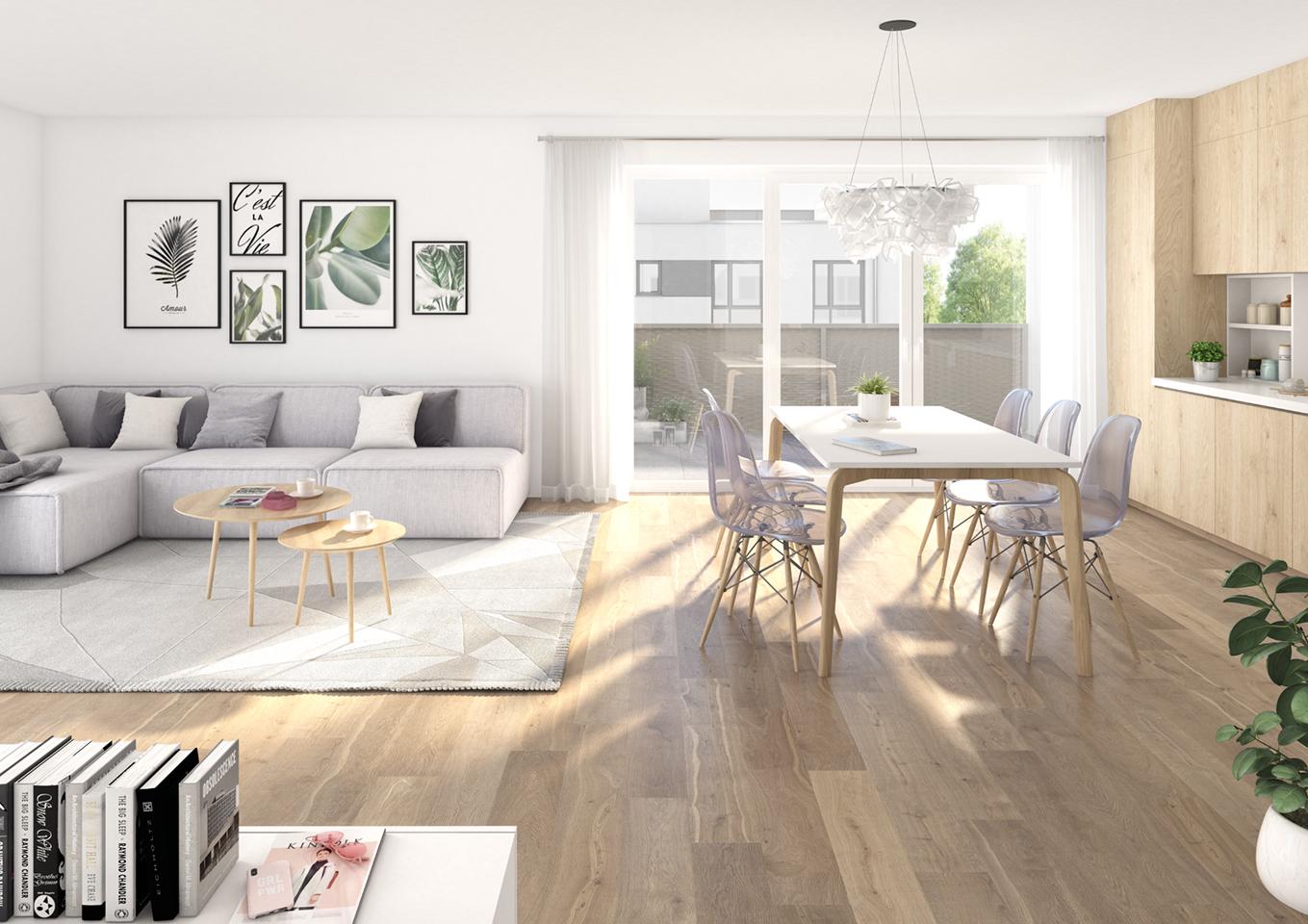 Impressionen Wohnung 2.2.01