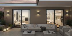 Impressionen Terrasse