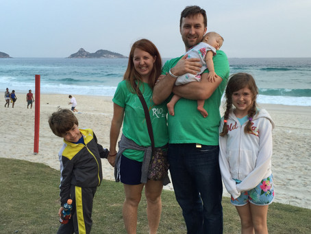 Prioridade: Reflections on Rio part One