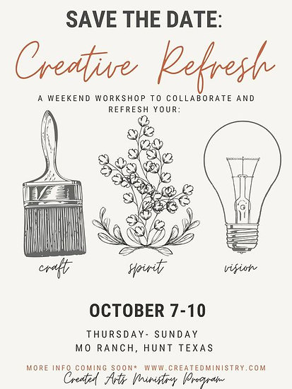 Creative Retreat 2021