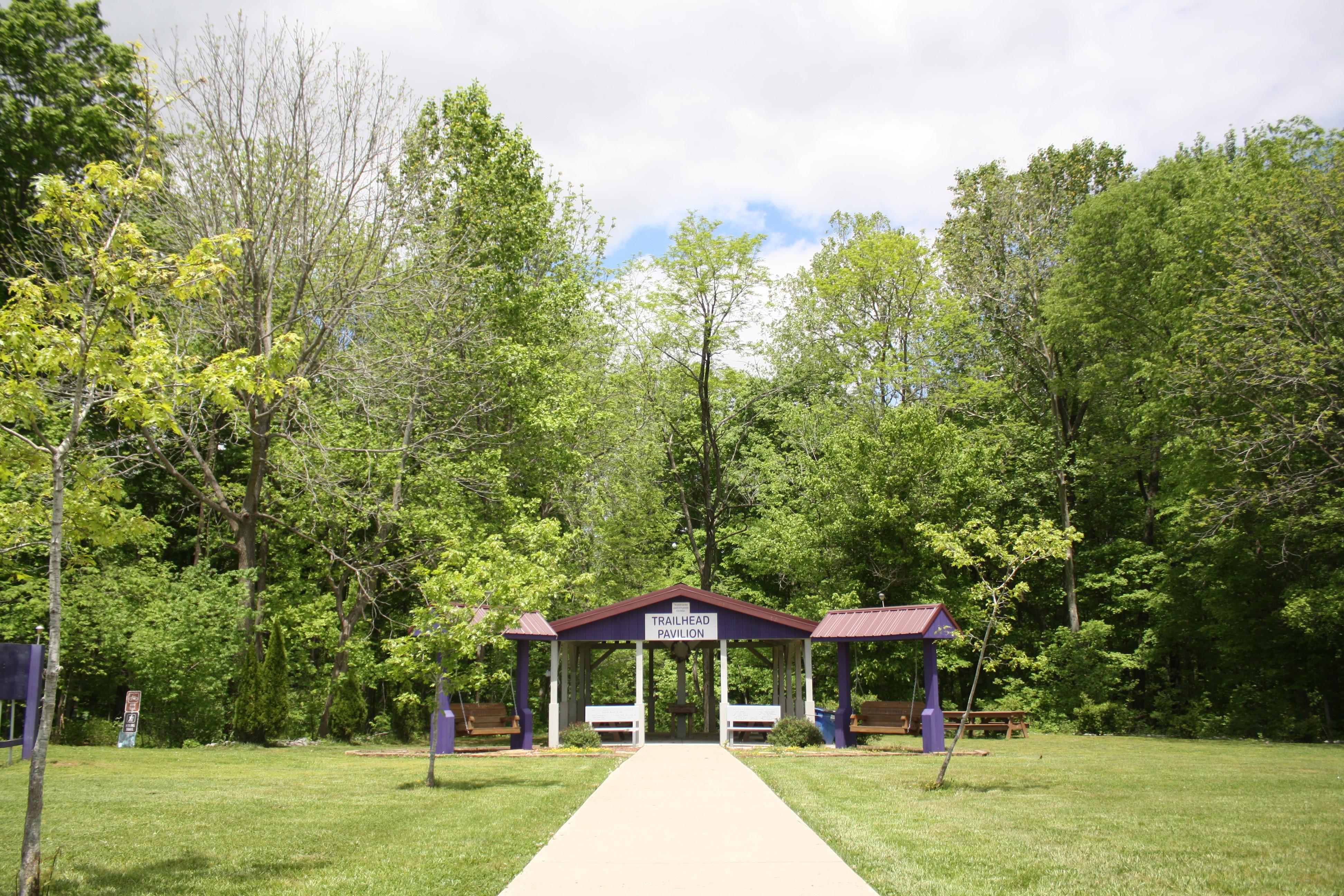 Trailhead Pavilion