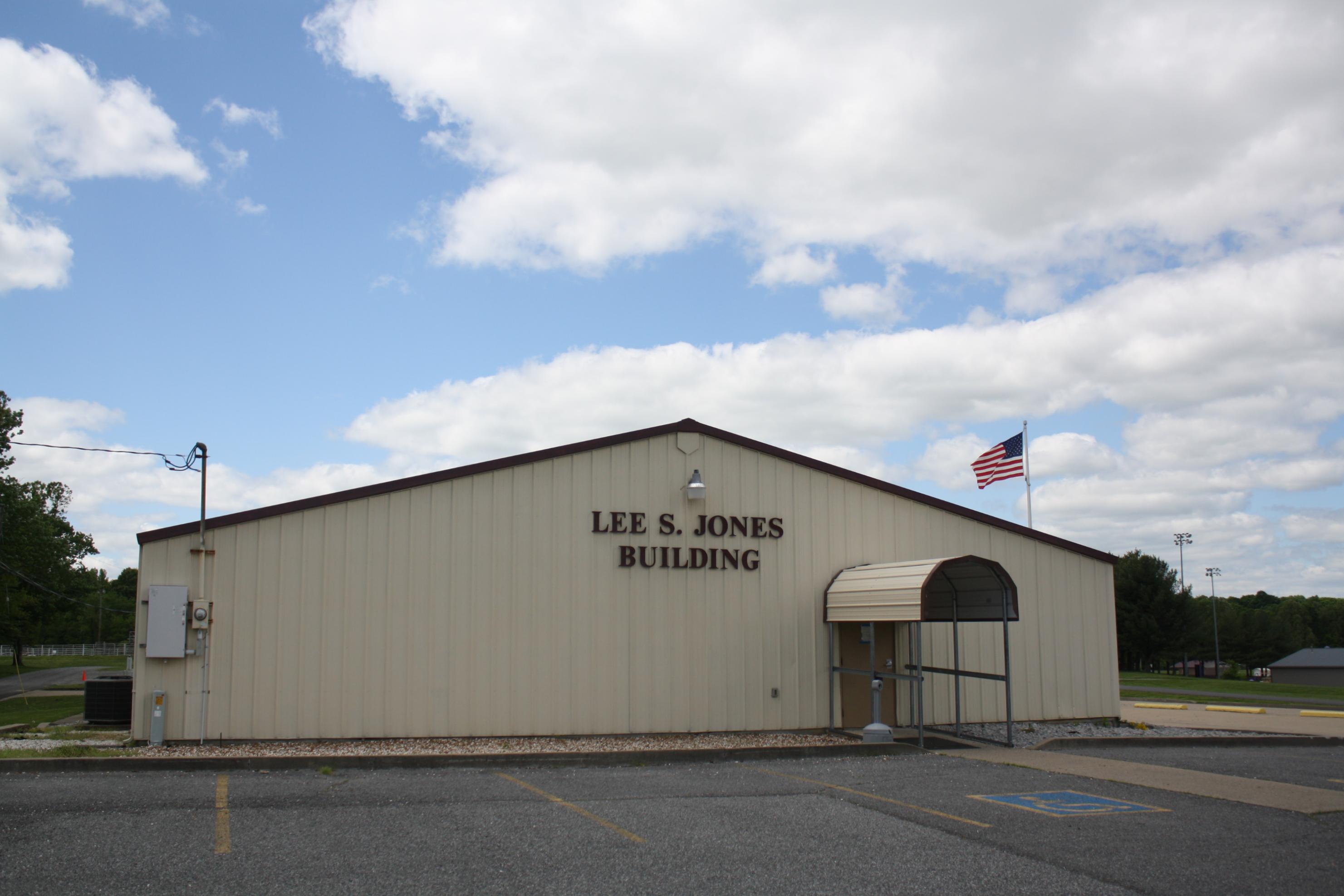 Lee S. Jones Building
