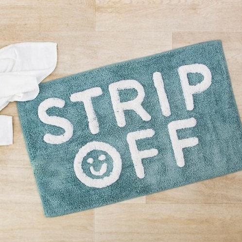 STRIP OFF bath mat
