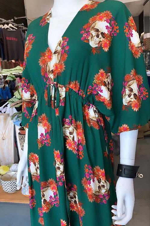 BEAUTIFUL SKULLS dress