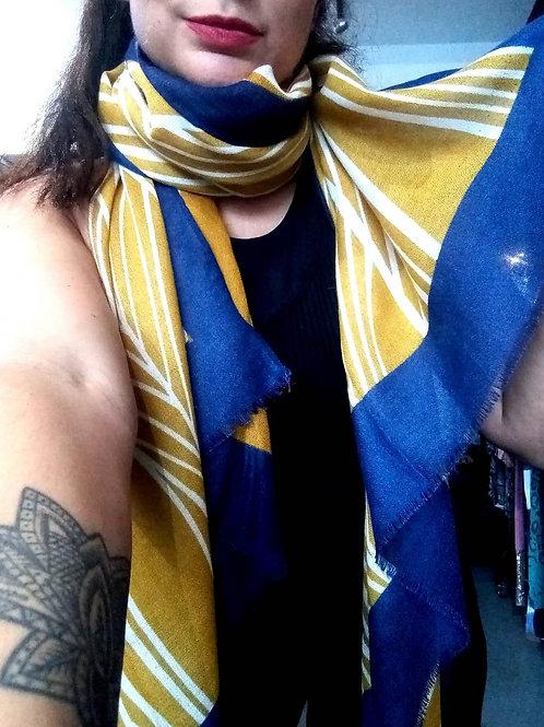 Twiggy scarf