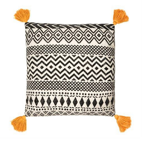 BOHO TASSLE cushion