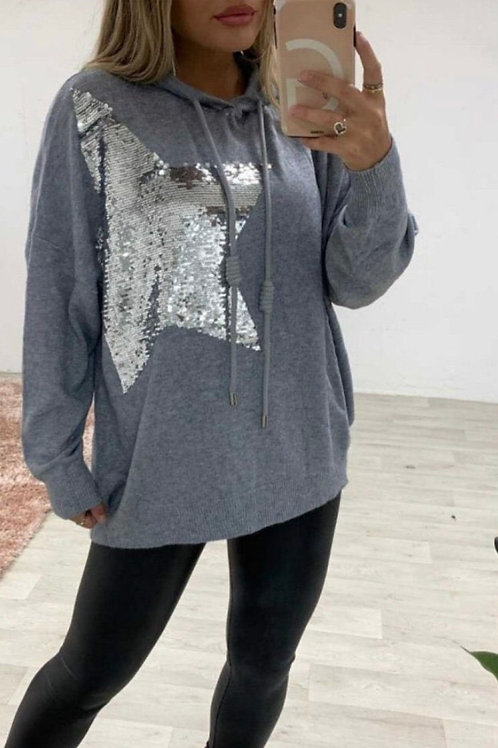 HOODED STAR knit