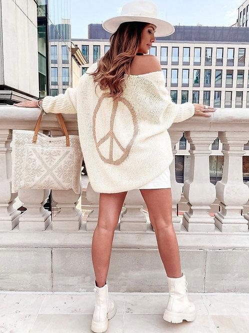 WANNA PEACE OF ME knit