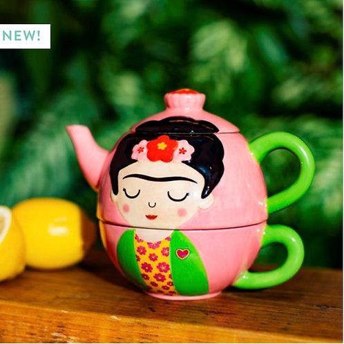 TEA FOR 1