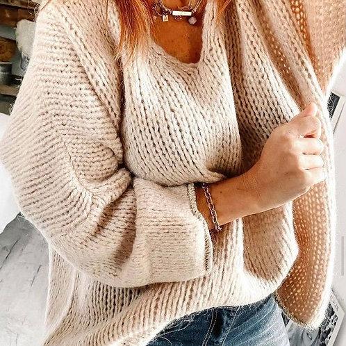 CAPPUCCINO knit