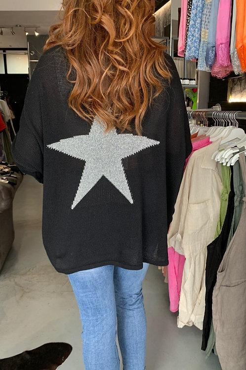 BACK STAR knit