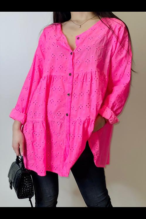 ABBBEY tunic shirt