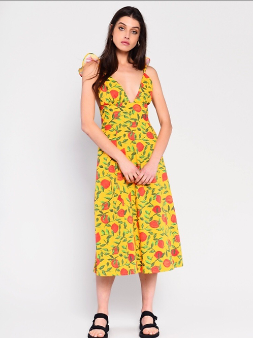 FRUITY dress