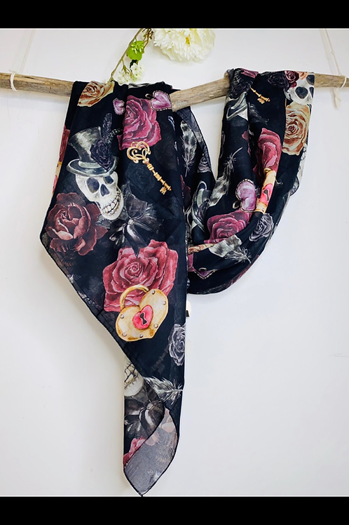 LOCK scarf