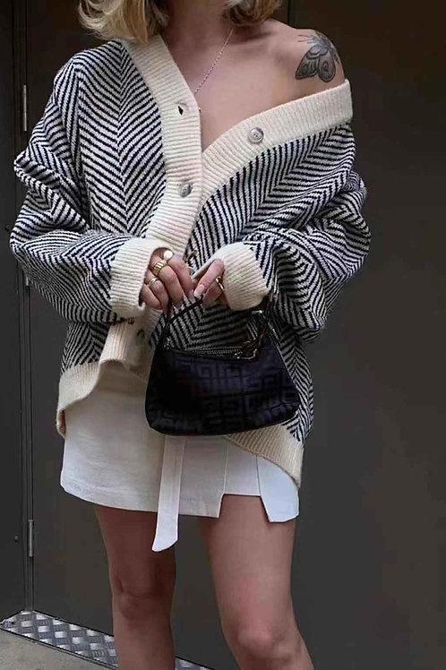 ALPHA cardigan