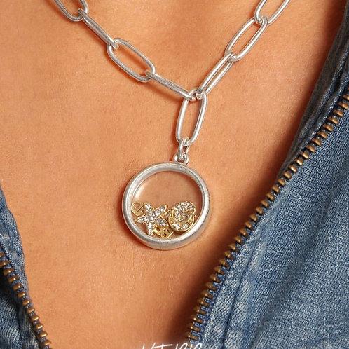 KTBB love necklace