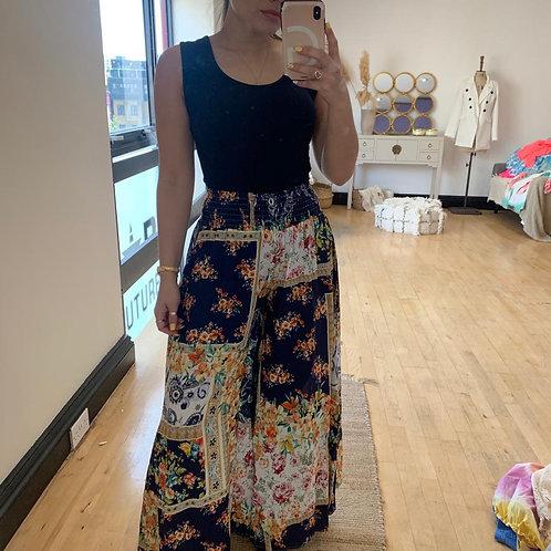 PALLAZO trouser