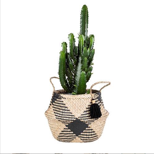 BOHO TASSLE basket