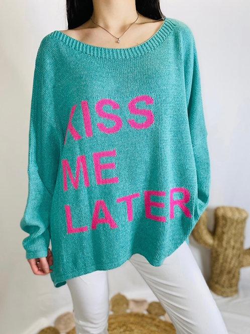 KISS ME knit